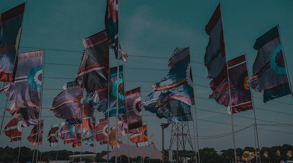 (unofficial) Glastonbury Festival 2019 Podcast Announcement